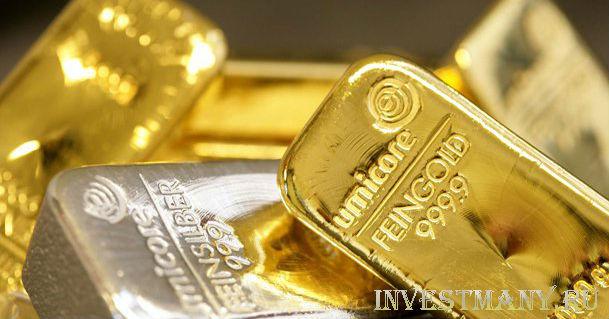 Рынок драгоценных металлов в 2014 году